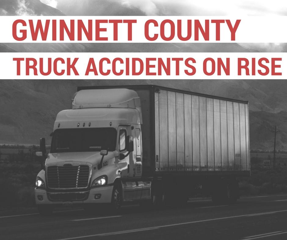 July 25gwinnett county truck accidents