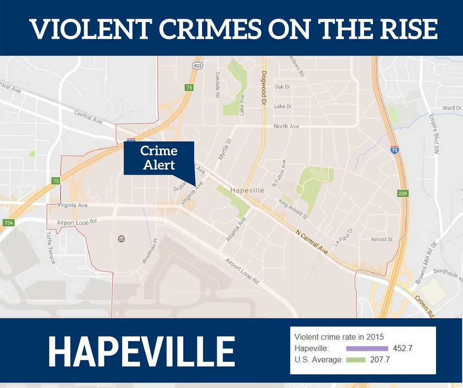 May 22 - HAPEVILLE VIOLENT CRIME