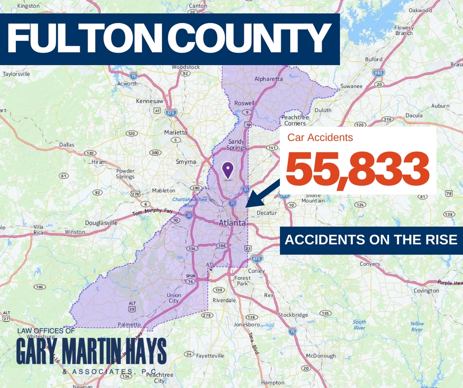May 10 - fulton county car accidents on rise