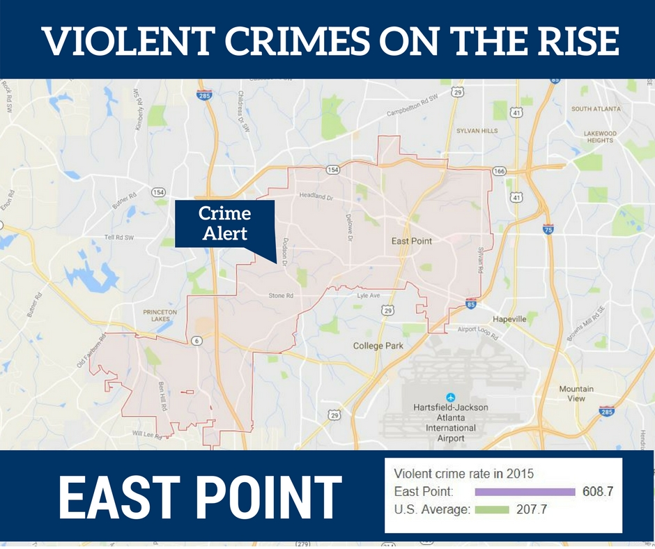 May 08 - EAST POINT VIOLENT CRIMES