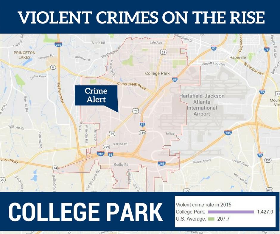 May 01 - college park violent crime