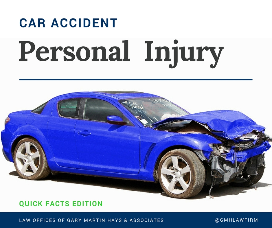 Personal Injury Quick Facts