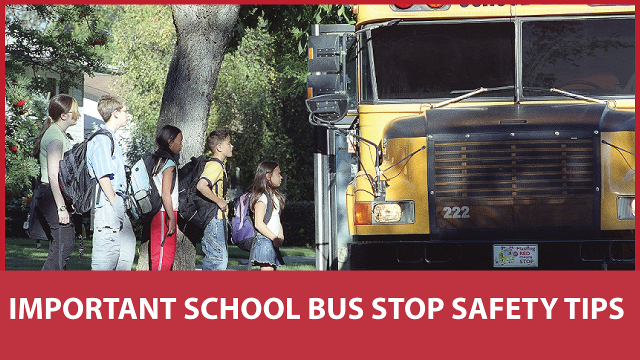 BUS STOP SAFETY
