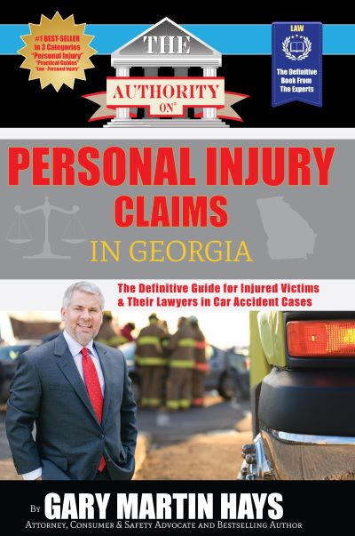 Personal Injury Claims book