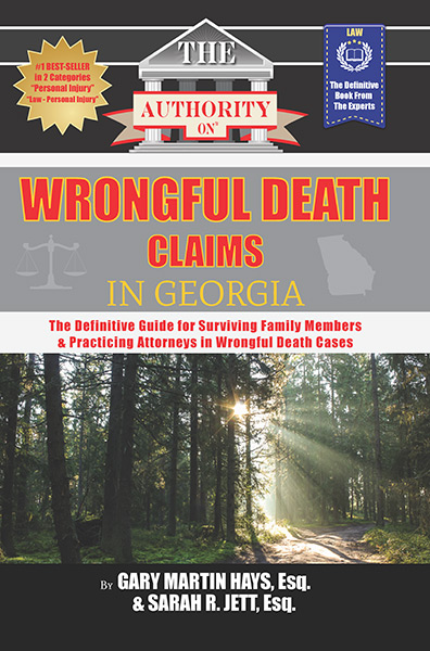 The Authority on Wrongful Death Claims book