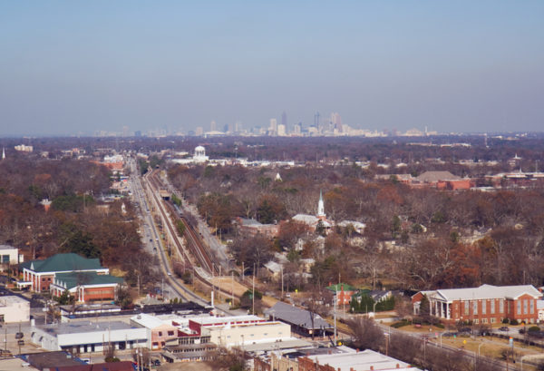 College Park and Atlanta, Georgia